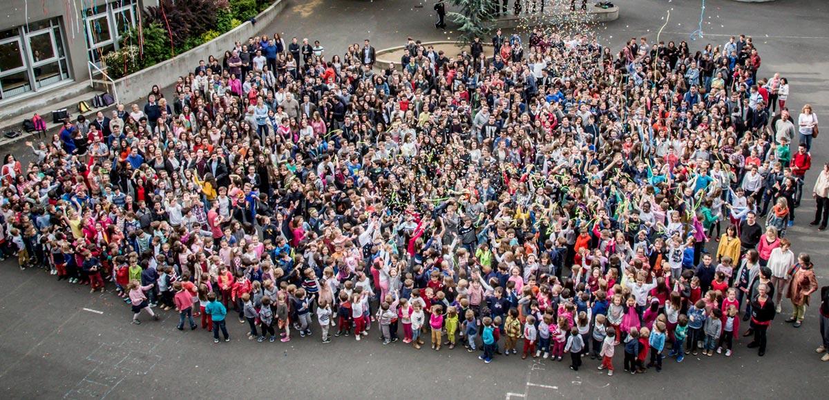 Ensemble scolaire Sainte-Thècle à Chamalières