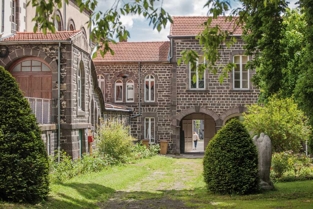2015 - Aménagement résidence étudiante à Richelieu
