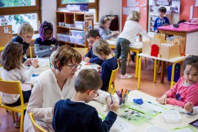 Activités - École maternelle