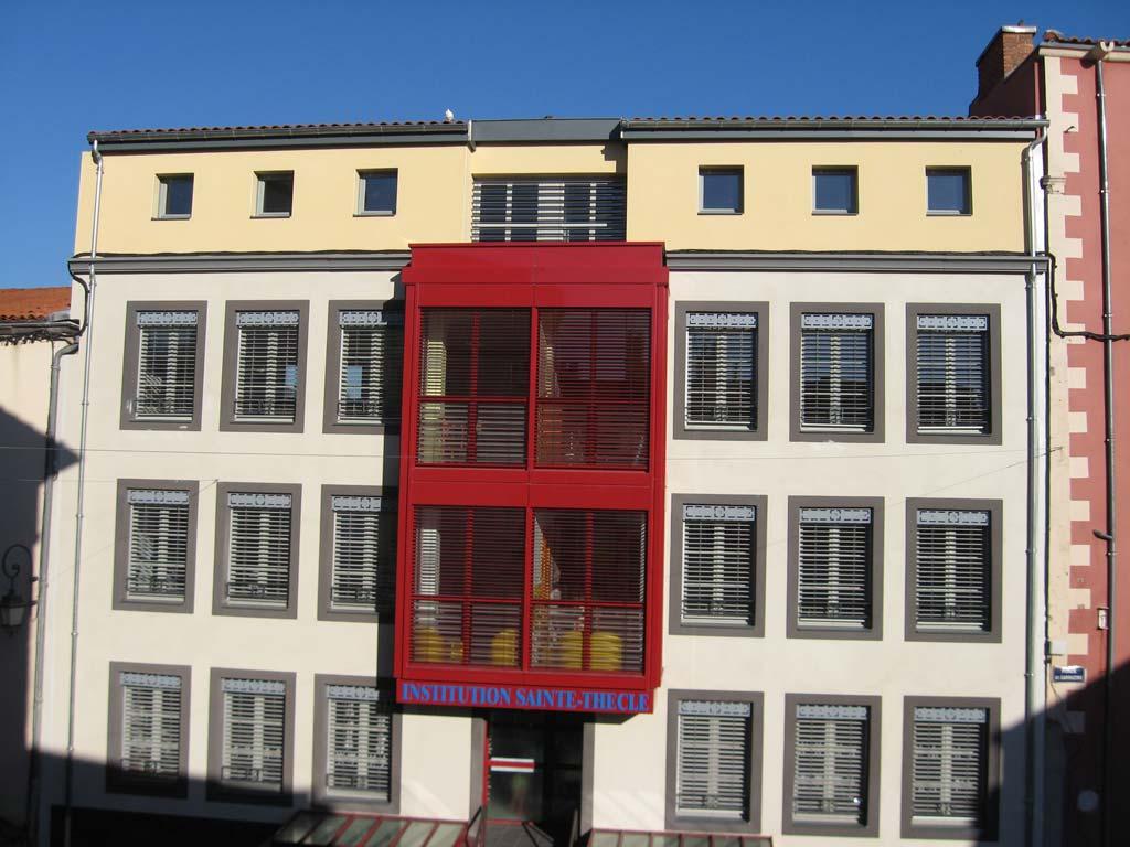 Bâtiment - École élémentaire