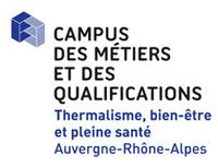 Campus des métiers et des qualifications - Thermalisme, bien-être et pleine santé Auvergne-Rhône-Alpes