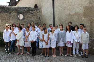 Communion - Catéchèse
