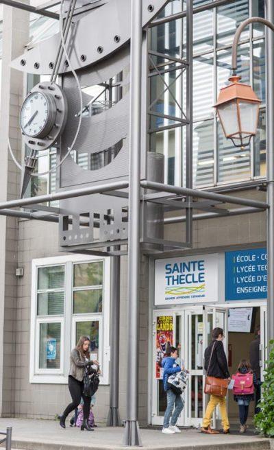 Ensemble scolaire Sainte-Thècle