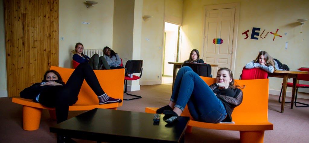 Foyer - Internat et résidence étudiante