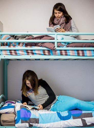 Chambre - Internat et résidence étudiante