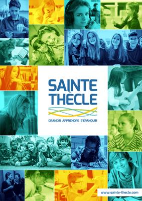 Plaquette 2018 - Sainte-Thècle