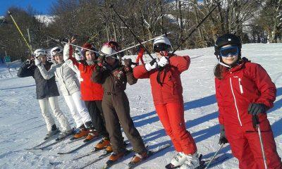Ski - Association sportives