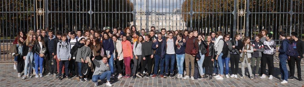 Voyages et sorties scolaires - Sainte-Thècle