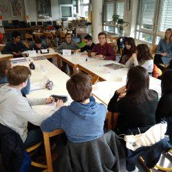 «Debate: Sustainability in Chamalières!»