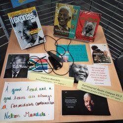 Spectacle et exposition: Nelson Mandela