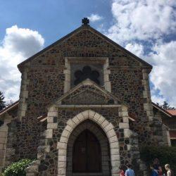 Retraite de première communion chez les Clarisses à Chamalières