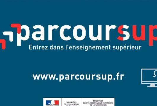 Une nouvelle rubrique sur PARCOURSUP