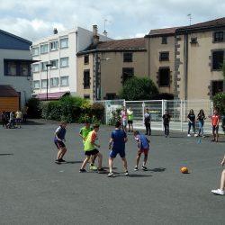 Tournoi de foot au profit du Secours Catholique