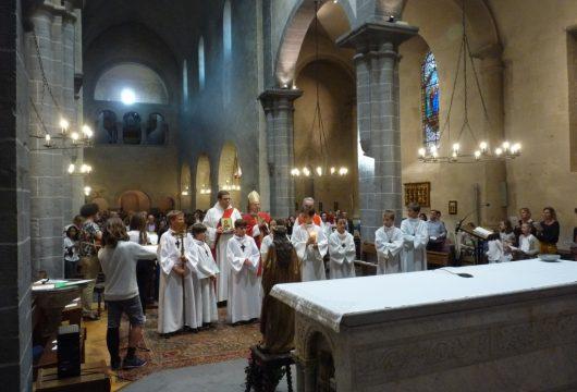 Célébration de la Sainte Thècle