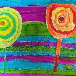 Hundertwasser vu par les CP