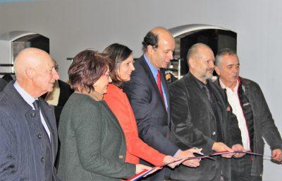 Inauguration Richelieu Sainte Thècle