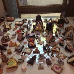 Célébration et goûter de Noël en maternelle