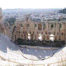 Une découverte de la Grèce avec les élèves du lycée