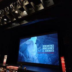 Les CM1 aux 4èmes Rencontres Montagnes et Sciences