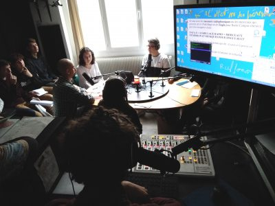 Radio Campus Totalitarisme Sainte Thècle