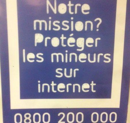 Informer les ce2 et les cm1 des dangers sur internet