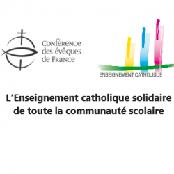 L'Enseignement catholique solidaire de toute la communauté scolaire