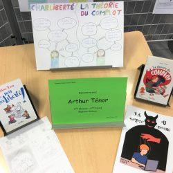 Rencontre avec Arthur Ténor