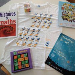 Résultats et prix Kangourou des Mathématiques 2021