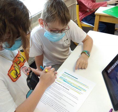 Des enfants engagés pour la défense de leurs droits