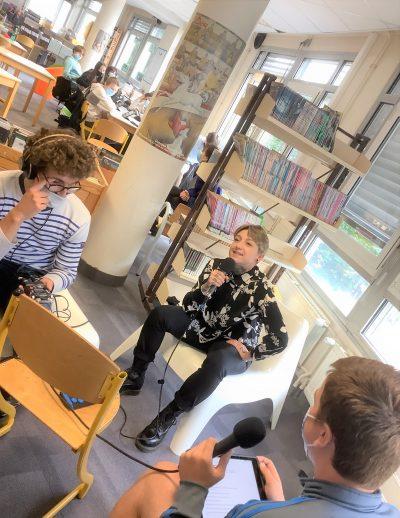 Interview Illustre Sainte-Thècle